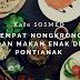 Kafe Sosmed, Tempat Nongkrong dan Makan Enak di Pontianak