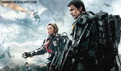 Edge of Tomorrow (2014) Bluray Subtitle Indonesia