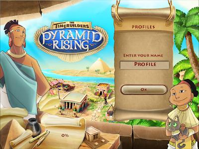 時空建築者之金字塔的崛起(The Timebuilders Pyramid Rising),細膩的模擬養成遊戲!