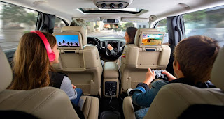 Dodge Durango Convenience and comfort