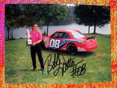 Bobby Dotter #08 Team R Racing Champions 1/64 NASCAR diecast blog BGN 1992