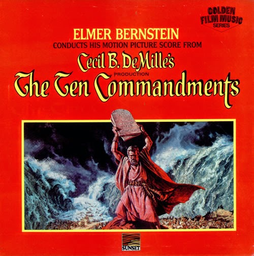 The Ten Commandments (Los 10 Mandamientos)