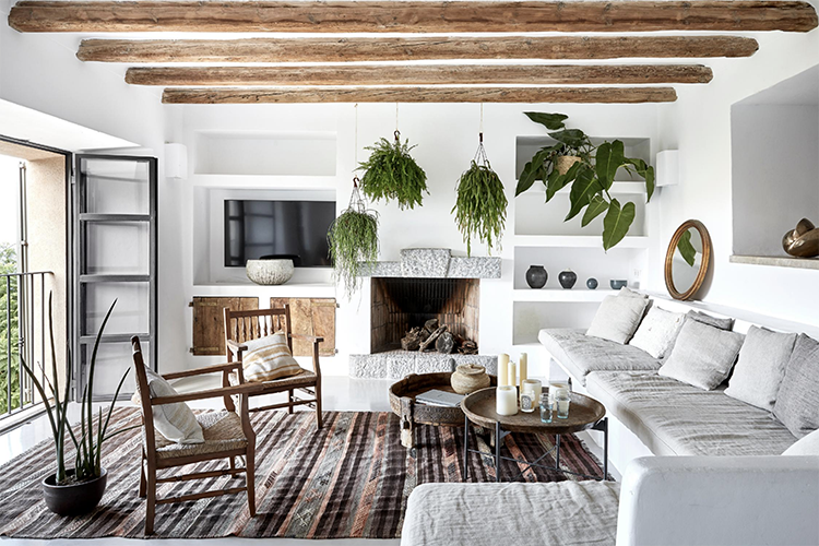 Exceptional Deià Based Design Studio More Design Created A Rustic  Chic, Simple And  Beautiful Space, Mixing The Owneru0027s Aesthetic Into The Mediterranean Vision.