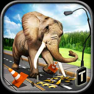 Ultimate Elephant Rampage 3D Apk