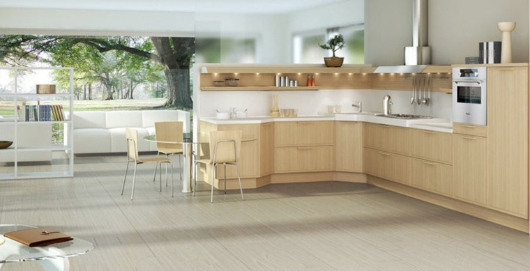 Modern Kitchen Remodel Pictures With Oak Cabinets Ideas 7