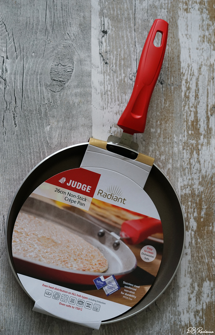 Crepe Pan from Judge's Radiant Cookware Range