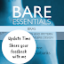 Collecting Feedback for Bare Essentials: Bras Updates