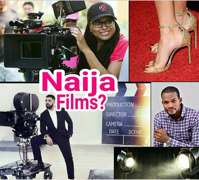 Uche Maduagwu comes for Nigerian Movie Producers