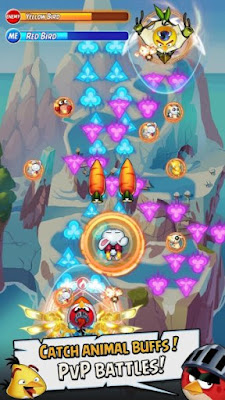 Angry Birds: Ace Fighter mod Apk v1.1.0 (Mod Health) Free Download