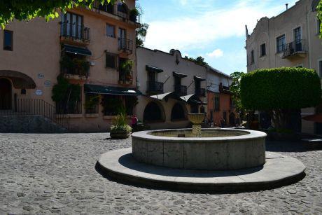 piazzetta di Cuernavaca