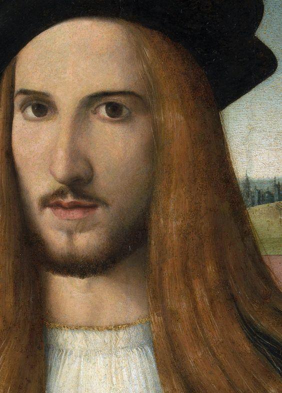 7d16e2077f5a ART BLOG: Bernardino Loschi - Alberto Pio 1512 (Detail)