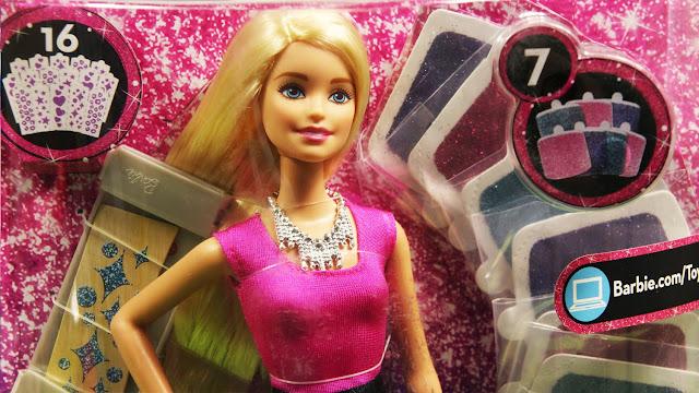 تحميل العاب تلبيس بنات للكمبيوتر فلاش Barbie Pretty In Glitter