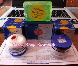 Paket Cream Deoonard 7 Days 25Gram