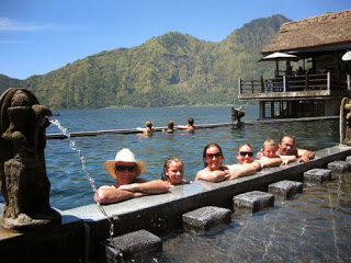 All About Bali Toya Bungkah Hot Water Tour