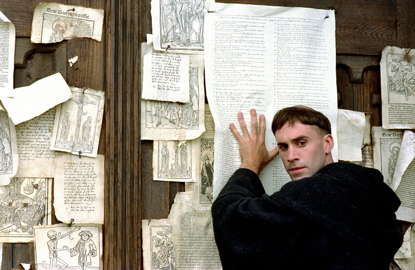 Decorating martin luther church door photos : Kabinettskriege: Martin Luther, the Protestant Reformation, and ...