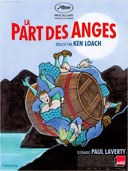Affiche du film La part des anges