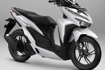 New Honda Vario 125 / 150 Facelift, Makin Gagah.