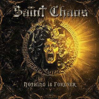 """Το τραγούδι των Saint Chaos """"Nothing Is Forever"""" από το ομότιτλο album"""
