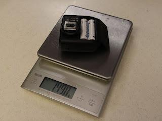Godox X1T-C TTLワイヤレスフラッシュトリガー キヤノン用 電池装備重量は149.8g