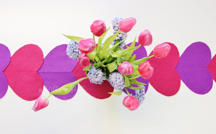 DIY | Deko für den Valentinstag basteln
