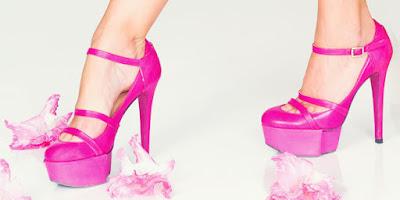 Tips Memakai dan Memilih Sepatu Hak Tinggi