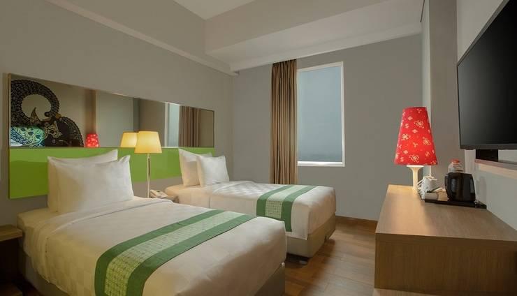 Hotel Pesonna Gresik Hotel Bintang-3 Terletak di Gresik, Jawa Timur INDONESIA