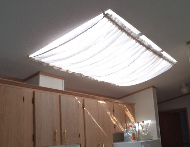 DIY a Skylight Curtain for $20