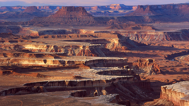 Parque Natural de Canyonlands, Estados Unidos
