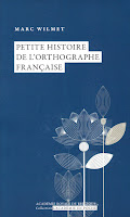 Couverture histoire orthographe