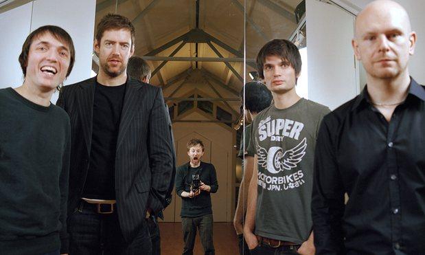 Radiohead apaga conteúdo nas redes sociais