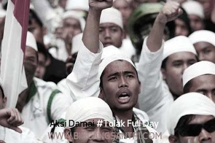 Ribuan Santri Akan Ke Jakarta, Jika Aksi Damainya Ditolak