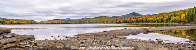 First Roach Pond Kokadjo Greenville Maine Highlands Moosehead Lake Region