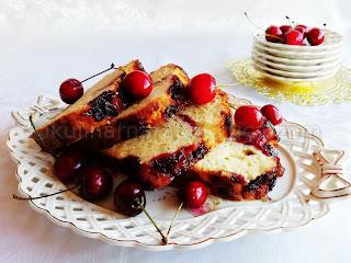 Полски кекс с череши