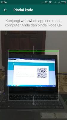 cara menggunakan watshapp di komputer/laptop