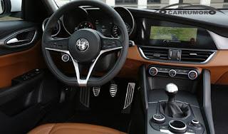 2018 Alfa Romeo Alfetta Rendu, spécifications et moteu