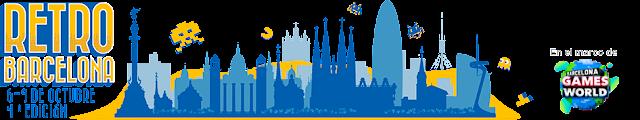 El Cuartito en... Retro Barcelona (y Barcelona Games World)