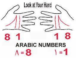 Arapça 81 nasıl yazılır