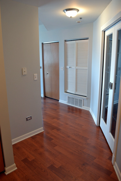 New Apartment Tour: The hallway