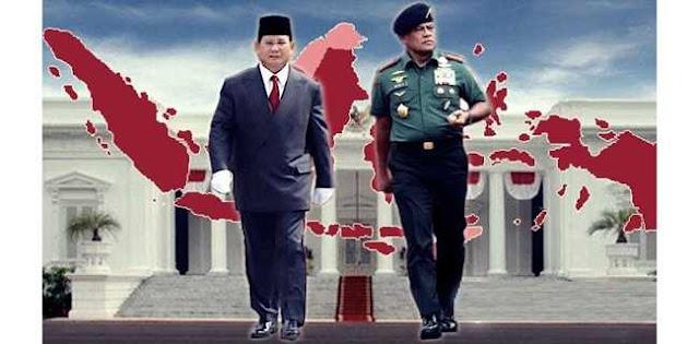 Resmi Pensiun, Gatot Nurmantyo langsung Ikuti Jejak Prabowo Subianto