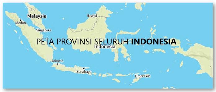 Peta provinsi seluruh indonesia edisi terbaru info. Peta Provinsi Seluruh Indonesia Edisi Terbaru Geosis Id