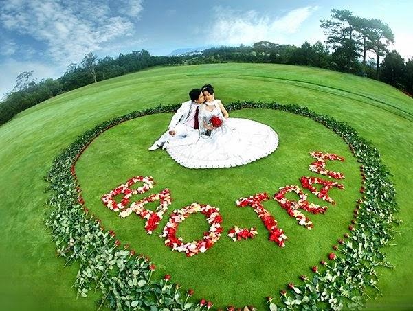 10 studio chụp ảnh cưới đẹp nhất 2015