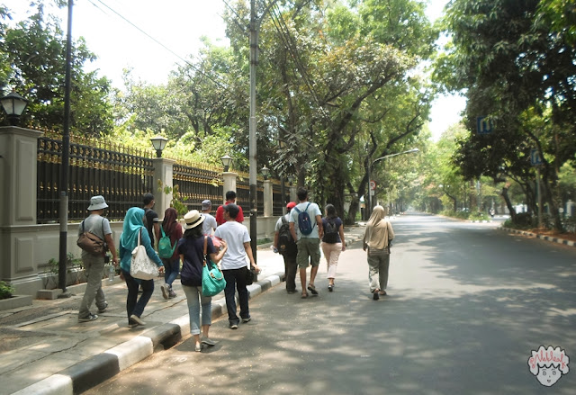 Menteng Walking Tour - Alek Kurniawan 9