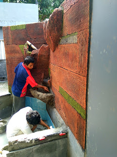 jasa renovasi dan pembuatan kolam koiminimalis