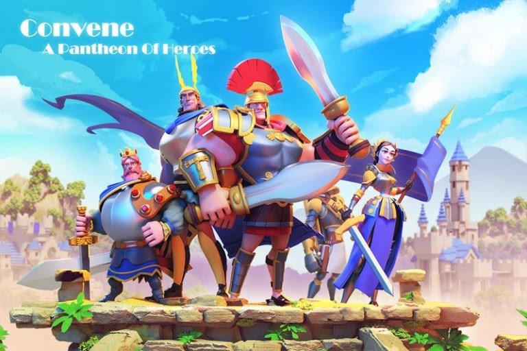 Rise of Civilizations MOD APK v1 0 16 24 free Download