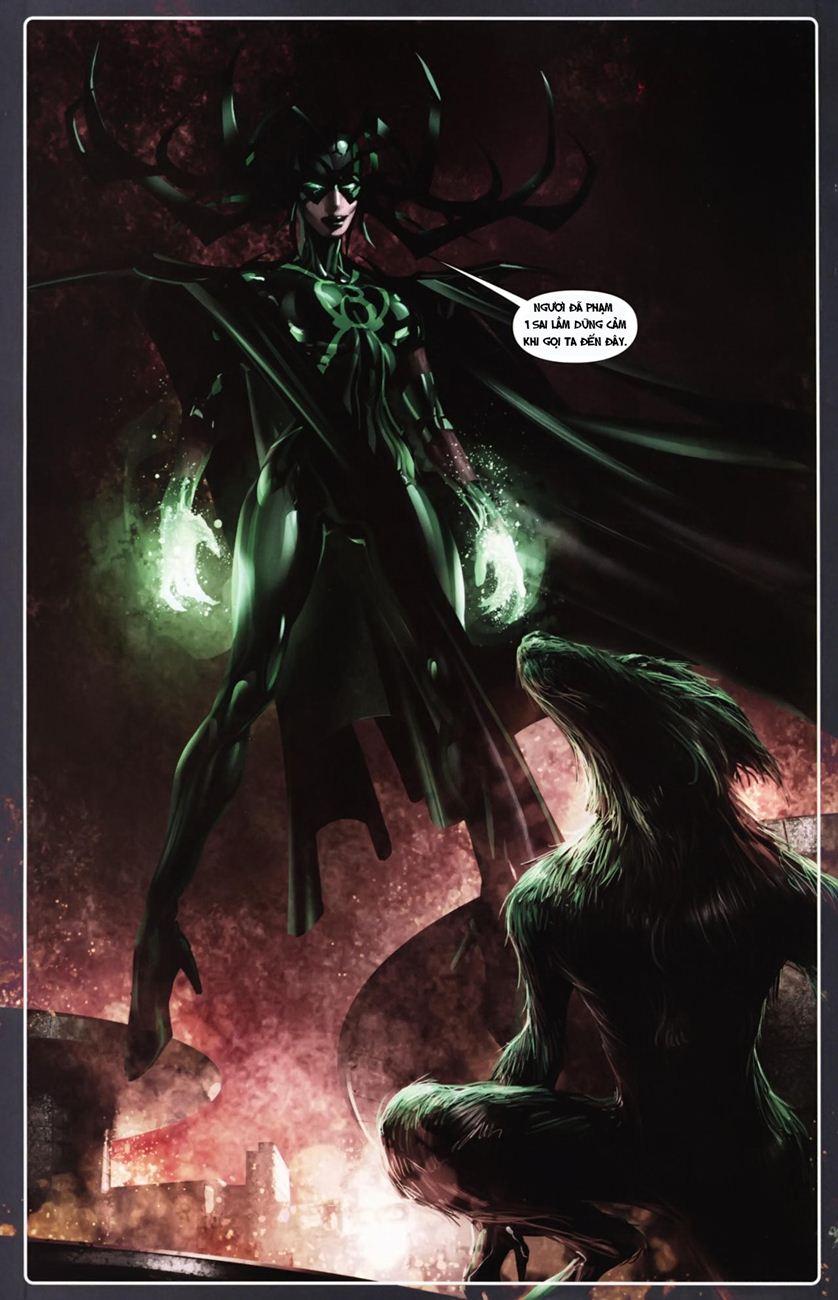 X-Men Necrosha chap 6 trang 14