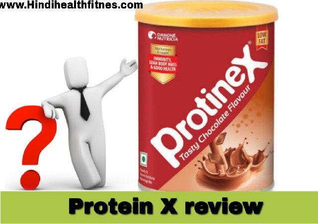 protein x review,