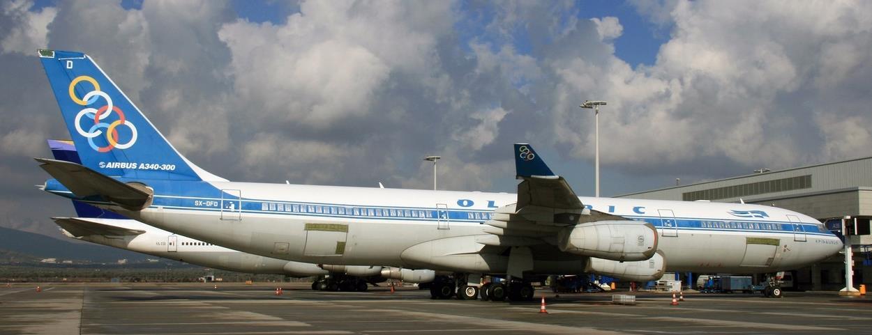 Πόσο πουλήθηκαν τα δύο Airbus της Ολυμπιακής που ρήμαζαν