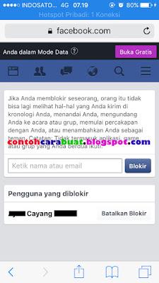 Cara Memblokir FB Orang Lain Tanpa Diketahui | Blokit Teman Facebook