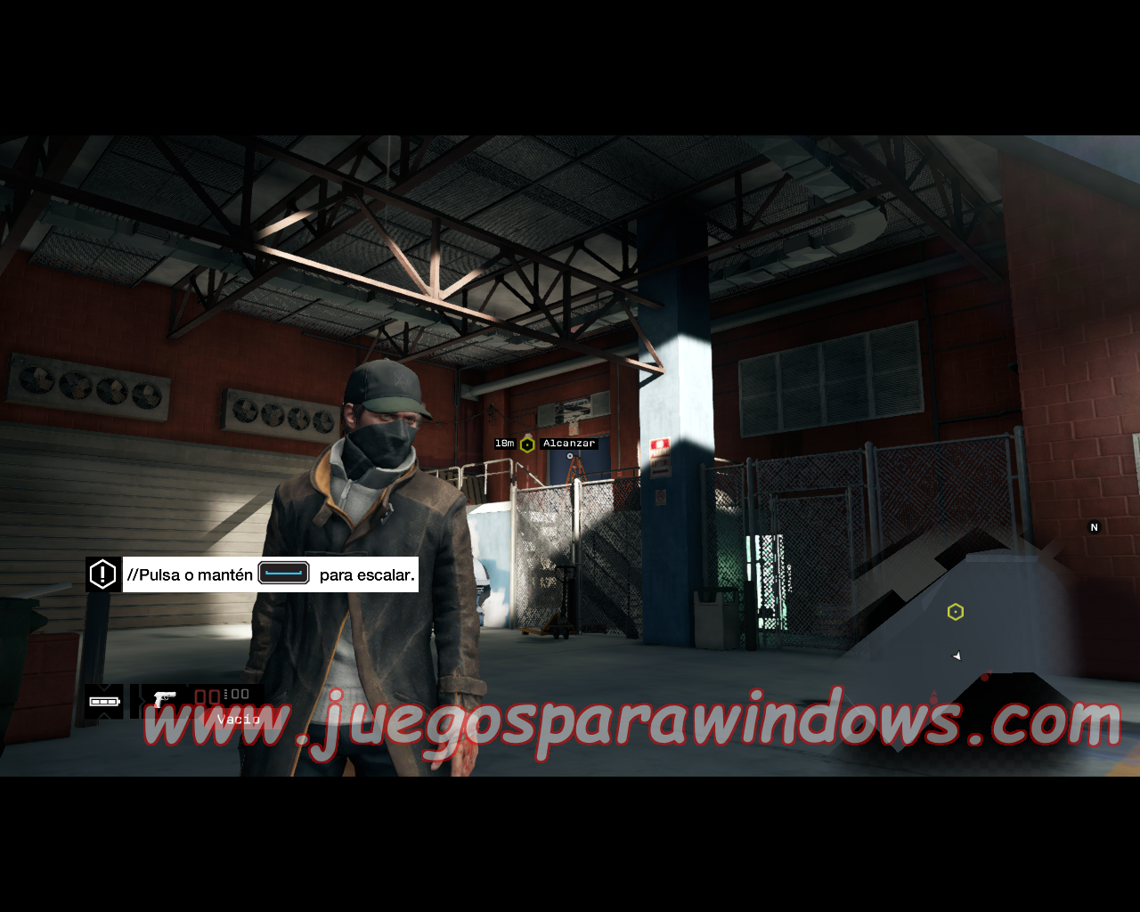Watch Dogs Full PC ESPAÑOL Descargar (RELOADED) UPDATE v1.03.471 25