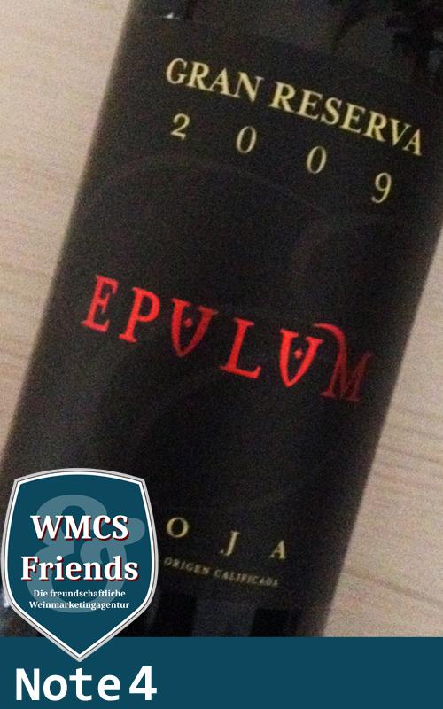 Epulum Gran Reserva Rioja 2009